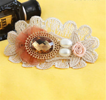 MYLOVE 2014 crystal hair Ornaments barrettes MLFJ148