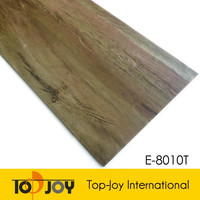 Synthetic Wood PVC Floor Covering