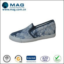 China Qingdao oem footwear brand custom print shoes sneakers for women