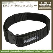 True Adventure TB4-008A Professional Outdoor Flexibility Combat Belt Police Duty Belt Buckle Police Belt
