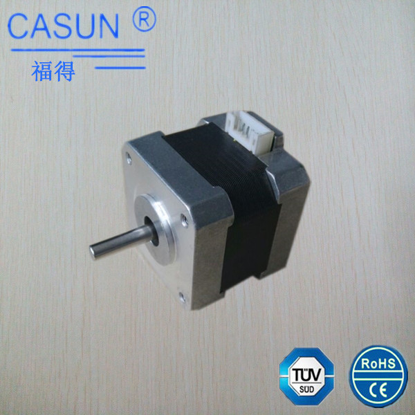 Casun 42shd0003 22s 42mm 12 volt dual shaft stepper motor for 12 volt high torque motor