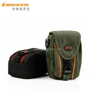 High Quality OEM Compact System small kit Camera Waist bag with hook