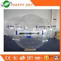 Alta calidad de la venta inflable piscina de bolas de agua, bola de agua gigante, waterpolo