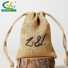Customized Promotional Shopping Bag,Factory Linen Small Product Bag,Best Price Drawstring Print Logo Linen Gift bags