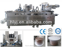 Automatic Aluminum Composite Film Coffee Capsule Blister Packing Machine