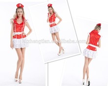 Sexy Adult Ladies nurse Suit Fancy Dress Costume Outfit Halloween Costume dress up costume latex catsuit