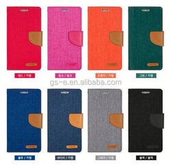 Top 10 Best Selling Mercury Canvas Diary Cell Phone Cover For Zenfone 2(5.5 Inches)