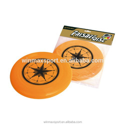 outdoor sporting goods wholesale frisbee /Kids plastic frisbee,kid toy flying disk