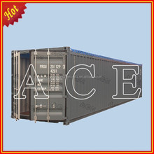 40ft shipping container with soft open