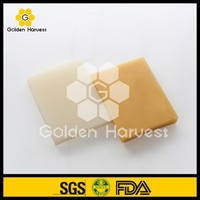 Organic natural refined beeswax