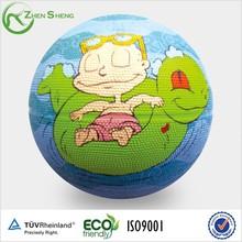 Zhensheng custom size cheap basketball promotion