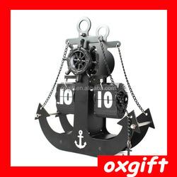 OXGIFT Retro Corsair flip clock