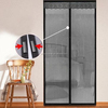 Victory new magnetic door mosquito net magnetic screen door curtain