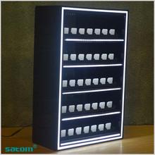 2016 New Style plastic e cigarette display rack