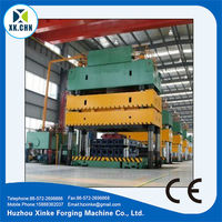 CNC double action stainless steel utensil machine