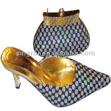 glitter pu leather for shoes and bags