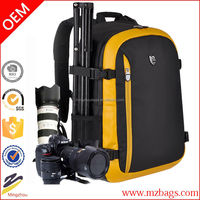 new style waterproof dslr camera backpack bags for men and women