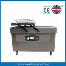 Double chambers vacuum packing machine/vacuum sealer