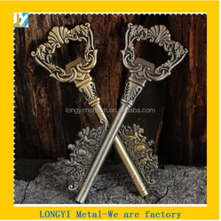 Wedding gift vintage bottle opener with high quality