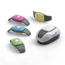 Support Android IOS System Worlds Smallest Pet GPS Tracker for Kids Old People