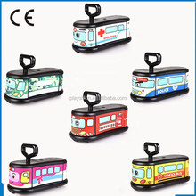 Kids car plastic material swing car ride on toys with CE