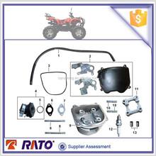 GY6-150 motorcycle engine cylinder head cover gasket, carburetor insulation blanket for ITALIKA ATV150R