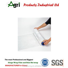 clear USA standard LLDPE plastic pallet stretch wrap film
