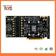 6 Layers pcb board, mobile phone board, rigid pcb.electronic pcb board