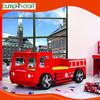 Hongkong Bumpkincraft truck Speedy kids Fire Engine bed for children