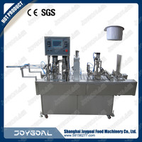 automatic cup sealing machine for cheep machine/film continue cheep packing machine/hot band sealer