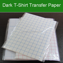 140g 150g 170g 300g A3 A4 Light and Dark T shirt Transfer Paper Wholesale