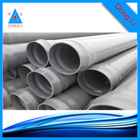 DN110 LOW PRESSURE AGRICULTURE IRRIGATION PIPE PVC-U