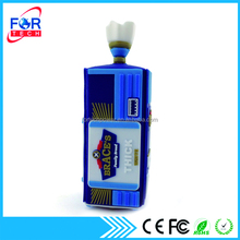 512gb Milk Bottle Shape Cycle/Rotable Cheap Usb Memory Stick Printing Logo