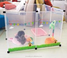 pet dog cat enclosure crawl outdoor kennel