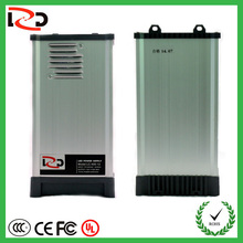 Customized 400W 12V AC to DC rainproof regulated power supply