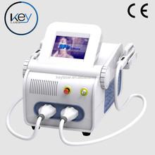 Dare to be yourself KEYLASER shr IPL hair removal machine laser