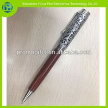 Wholesale china 2014 wooden ball pen|wood ball point pen|promotional wood ball pens