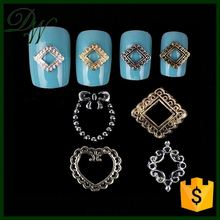 2015 3D Nail Art Polish Decals Stickers Decoration Tips Hot Fashion Water Transfer 12 fingers nail foil sticker, decals nail