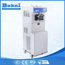 Hot selling frozen yogurt machine, commercial frozen yogurt machine BKN-B36 with pre-cooling system
