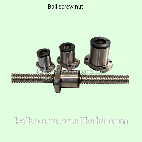 ball screw joint fitting and coupling / ball screw with stepper motor