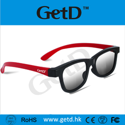 Transformers4 light weight recycle 3d glasses