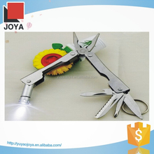 JOYA Promotion Different Colors Survival Knife with pliers