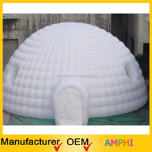 customized pouplar cheaper inflatable planetarium dome/air dome tents/inflatable camping tent