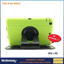 Hot selling ball pattern style case for ipad mini