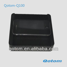 Greenest min computer,mini desktop pc new professional computer,fanless server,1037u fanless mini pic,Qotom-Q100