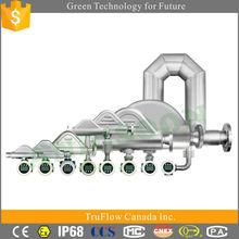 High tech mass flow controller, diesel fuel consumption meter, fuel consumption flow meter