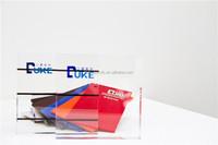 DUKE 3mm cast acrylic plate