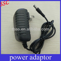 hot sale universal battery charger 5-15v 0.5a switching power supply