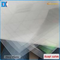 rigid PET PVC sheet manufacture