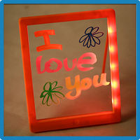 new kids toys for 2014 child led writing board mini size